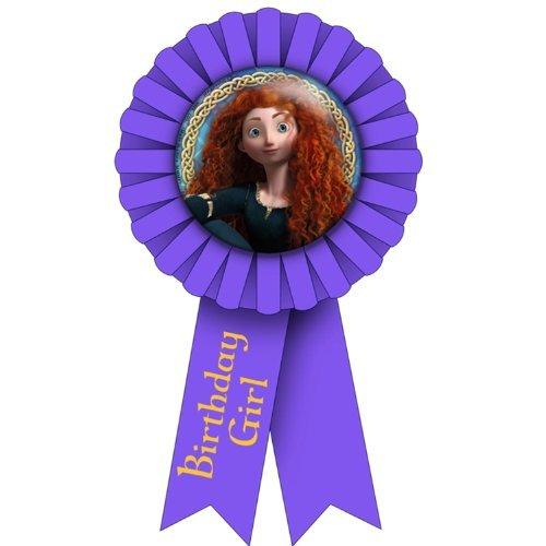 Disney Brave Award Ribbon Party Accessory
