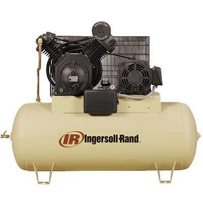 Rural King Air Compressor >> Amazon Com Ingersoll Rand Air Compressor 15hp 120gal 2 Stage