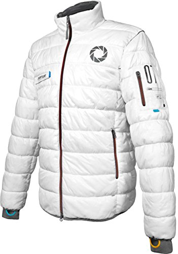 Musterbrand Portal Giacca Uomo Engineer Winter Water Repellent Bianca