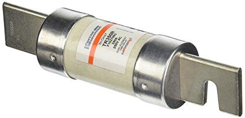 """UPC 782001748142, Mersen TR-R Tri-Onic Time-Delay/Class RK5 Fuse, 250VAC/250VDC, 200kA AC/20kA DC, 350 Ampere, 2-1/16"""" Diameter x 8-5/8"""" Length"""