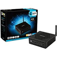 ZOTAC ZBOX CI325 Nano Fanless Mini PC Intel N3160 CPU Intel HD Graphics 4GB Memory 32GB SSD Windows 10 (ZBOX-CI325NANO-U-W2B)
