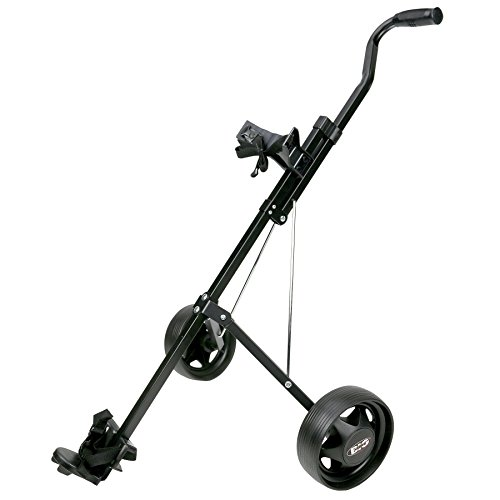 ProActive Sports Big Styx Junior Golf Push Cart (Black)