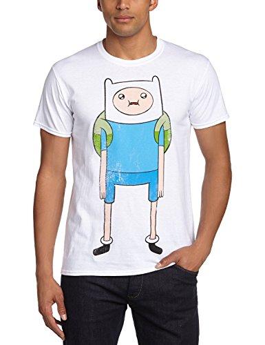 White Time Adventure Maglietta Finn uomo da 4nPTq