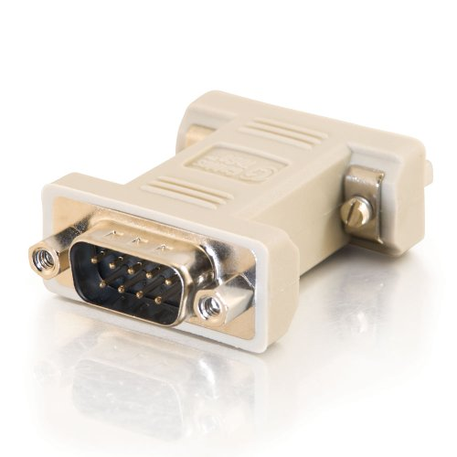 C2G/Cables to Go 08075 DB9 Male to DB9 Female Serial RS232 Null Modem (Female Null Modem Adapter)