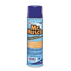 Mr Muscle Oven And Grill Cleaner 19 Ounce 1 Can