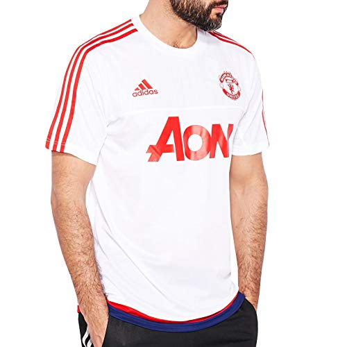 adidas MUFC Adizero Training Player Issue Top - XS