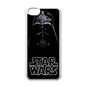 High Quality Phone Back Case Pattern Design 18Star War Special Design- For Iphone 5c