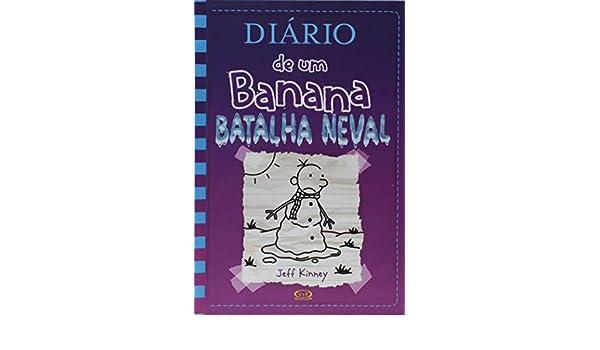 Amazon.com : Diario de um Banana 13. Batalha Neval (Em ...