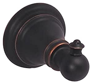 Ultra Faucets UFA51035 Traditional Collection Robe Hook, Oil Rubbed Bronze