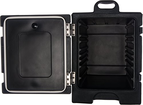 Carlisle PC300N03 Cateraide End-Loading Insulated Food Pan Carrier, 5 Pan Capacity, Black by Carlisle (Image #3)