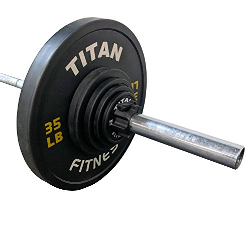 Titan 1.25-37.5 LB Weight Change Plates