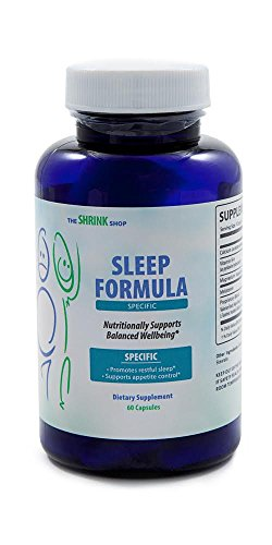 12 Natural Sleep Aids in 1. Adult Extra Strength for Fast de