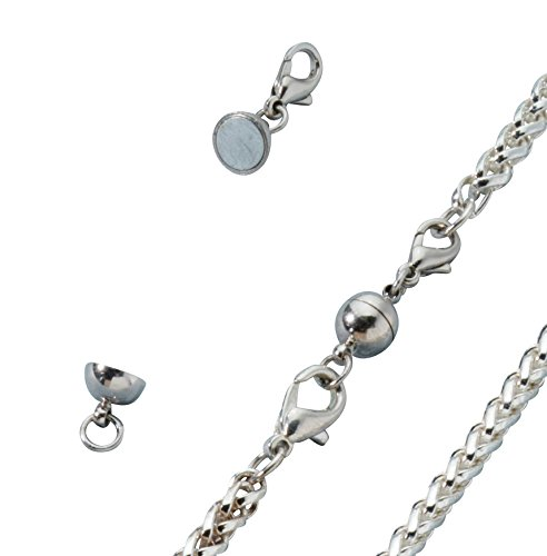 Magnetic Hook Clasp (Magnetic Necklace Clasp Hook)