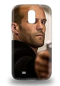 Galaxy Protective 3D PC Case For Galaxy S4 Jason Statham American Male The Expendables ( Custom Picture iPhone 6, iPhone 6 PLUS, iPhone 5, iPhone 5S, iPhone 5C, iPhone 4, iPhone 4S,Galaxy S6,Galaxy S5,Galaxy S4,Galaxy S3,Note 3,iPad Mini-Mini 2,iPad Air )