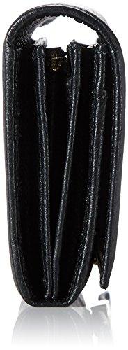 5 noir Half b Donna Portafogli T X Schwarz noir Coccinelle Nero H 5x19 1x10 Cm C0qwHqx6