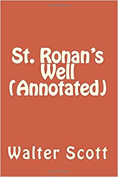 Book St. Ronan's Well (Annotated)