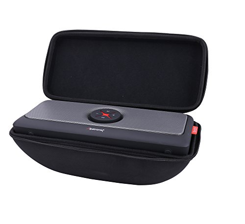 Hard Carrying Case for Alpatronix AX440 30W Bluetooth Wireless Speaker by Aenllosi