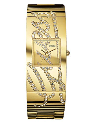 Guess Quartz Stainless Steel Watch U15045L1