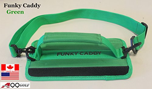 C12 A99 Golf Funky Caddy Golf Bag Driving Range Carrier Sleeve Light with velcro by A99 Golf (Image #1)