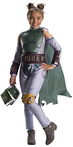 Rubie's Star Wars Child's Classic Boba Fett Costume, Large -
