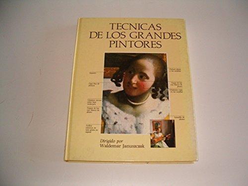 Descargar Libro Tecnicas De Los Grandes Pintores Waldemar Januzaczak