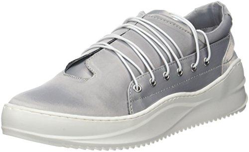 Bronx Damen BX 1471 Bspacex Sneaker Grau (Grey 08)