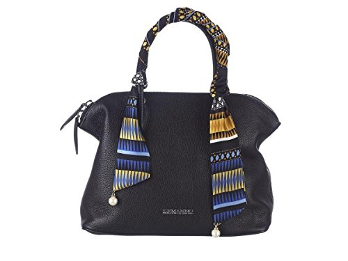 Ermanno Scervino Borsa Shopping New Seoul Donna 12400331 ES140 NERO Primavera Estate 2018