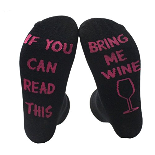 Wine can Custom read Bring Socks this Fenta Me Coffee Glass A2B Chocolate You If a Wine Beer by Aq1XBd