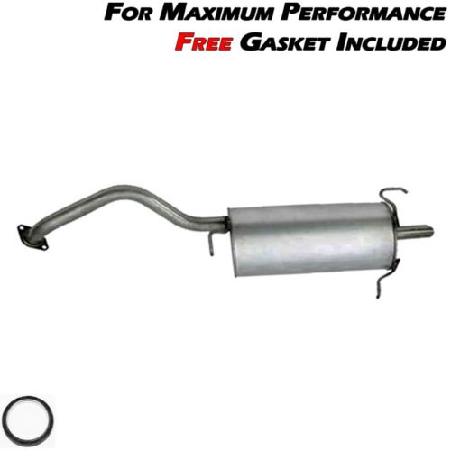 2007-2010 Nissan Sentra Exhaust Muffler Pipe - Nissan Sentra Exhaust System