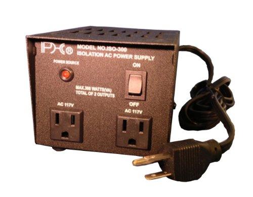 300 Watts AC Isolation Transformer