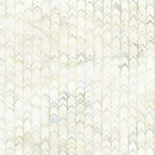(Robert Kaufman Texture Study Artisan Batiks Cream Bali Herringbone)