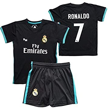c0660b796512b Box Set 2ª Equipación Real Madrid Replica Oficical