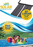 Eco Saver Solar Heating System for Swimming Pools