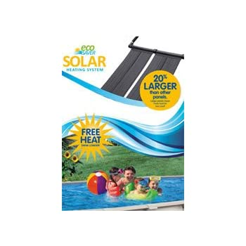 Eco saver solar heating system for swimming pools swimming pool solar heaters for Swimming pool solar heaters amazon