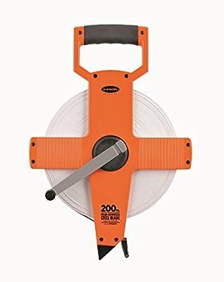 Keson NR-18-200 200 Steel Measuring Tape by Keson
