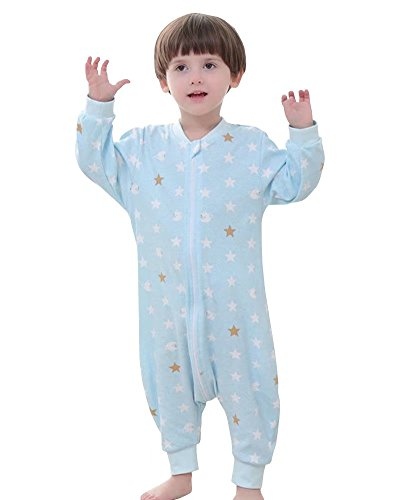 [Wxian Summer Baby Straddle Leg Sleeping Bag Protect Kick Quilt] (Elephant Bunting Costumes)