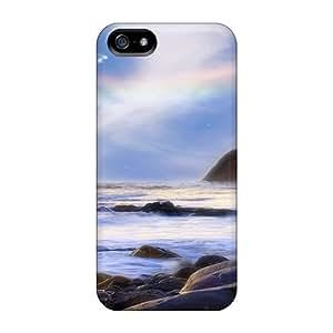 Iphone 5/5s Case Cover Skin : Premium High Quality Where Mermaids Sleep Case