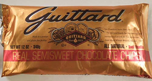 Guittard, Semi Sweet Chocolate Baking Chips - 2 of 12oz Bag