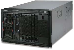 IBM BladeCenter S - Caja de ordenador (Servidor, Metal, ATX, 7U, Negro)
