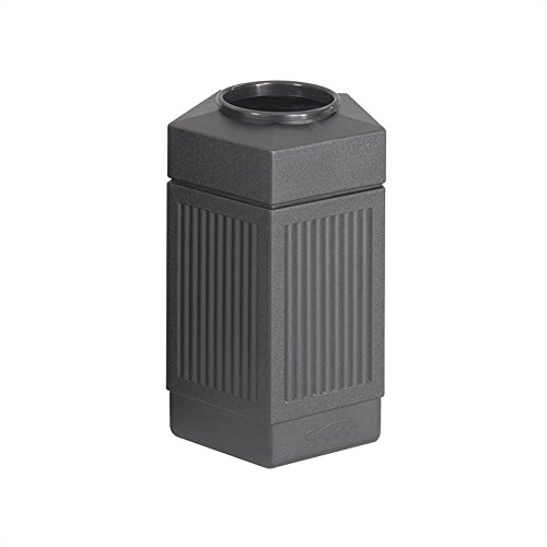 Pemberly Row Pentagon Indoor/Outdoor Receptacle (Small) by Pemberly Row