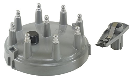 WVE by NTK 3D1117 Distributor Cap and Rotor - Lincoln Rotor Continental