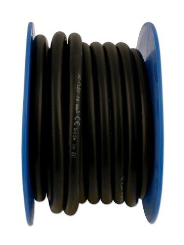 Black Connect 30094 10m 16mm Flexi Welding Cable
