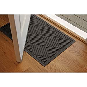 Aqua shield diamonds mat size 20 x 30 for Door mats amazon
