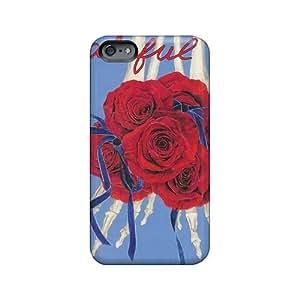 ColtonMorrill Iphone 6plus Bumper Hard Cell-phone Case Custom Trendy Grateful Dead Pattern [eSM811dUJa]