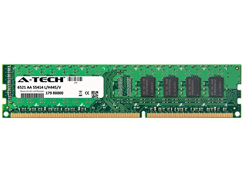 4GB Stick for Dell Optiplex Series 3010 390 580 790 7900 9010 980 990 DIMM DDR3 Non-ECC PC3-10600 1333MHz RAM Memory Genuine A-Tech Brand.