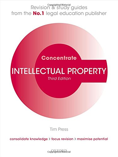 [E.b.o.o.k] Intellectual Property Law Concentrate: Law Revision and Study Guide<br />[P.D.F]