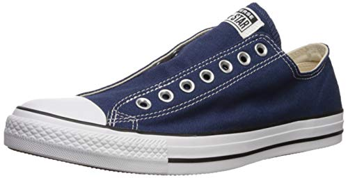 Converse Men's Chuck Taylor All Star Slip Sneaker, Navy/Black/White, 3 M US (Converse All Star Men)
