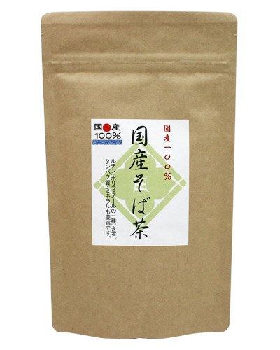 T 国産そば茶 (150g×20袋) /セ/ ソバ茶 蕎麦 B010AA00BI   20袋(3kg)