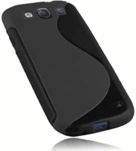 mumbi Case f/ Galaxy S3 - Funda Negro