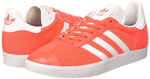 Gazelle Scarpe solar footwear White Da Arancione Fitness Red Uomo Adidas Red solar pq5dwp